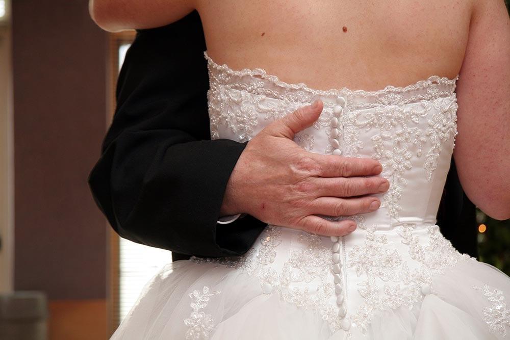 Hochzeitstanz Vater Tochter bei Hochzeit in Wien