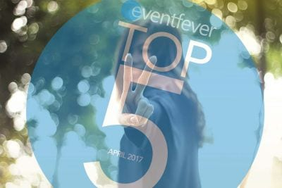 Top 5 Events im April
