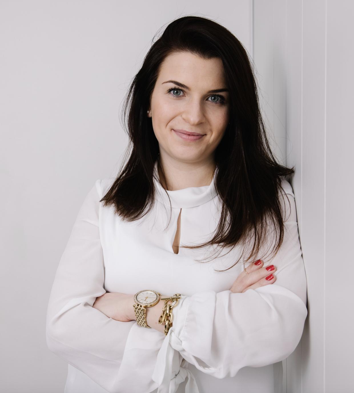 Anita Eckel - Geschäftsführerin